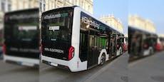 Rüsten die Wiener Linien nun auf elektrische Busse um?