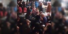 Frauen-Demo in Wien endet mit wilder Party in Park