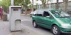 Neue Radarboxen blitzen Raser in Wien nun noch schärfer