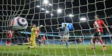 Manchester City fügt Hasenhüttl klare 2:5-Niederlage zu