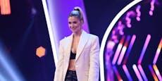 """""""Nur im BH"""": Zuschauer regen sich über Lenas Outfit auf"""