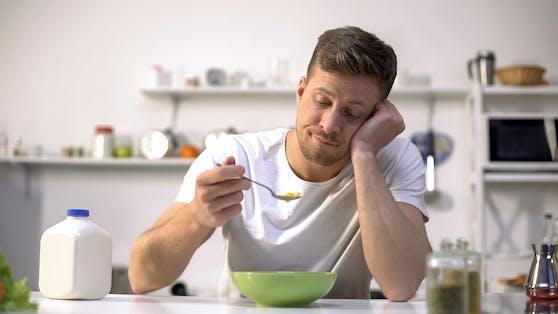 Nicht nur ein Frühstück - auch als Mittel gegen den männlichen Sexualtrieb.