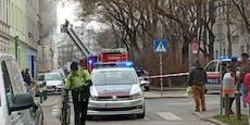 3-jähriger Bub bei Wohnungsbrand in Penzing verletzt