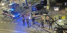 Betrunkener Wiener randaliert halbnackt in Meidling