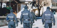 Polizei stellt jeden Monat über 20.000 CoV-Anzeigen aus
