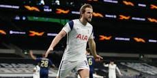Kane fixiert Tottenham-Sieg gegen Dinamo Zagreb