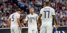 Löw holt aussortierte Stars in den DFB-Kader zurück