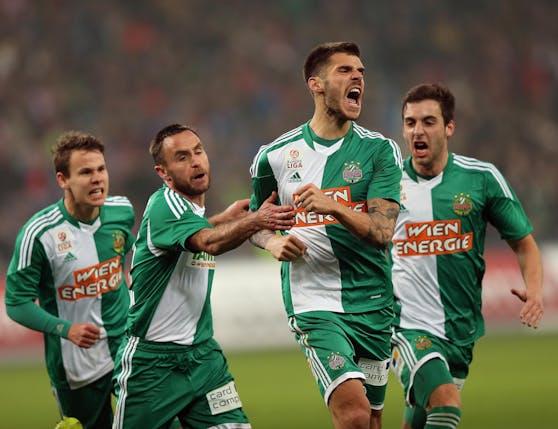 Christopher Trimmel wechselte 2014 von Rapid zu Union Berlin