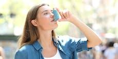 Erster Inhalator soll gegen Corona-Infektionen helfen