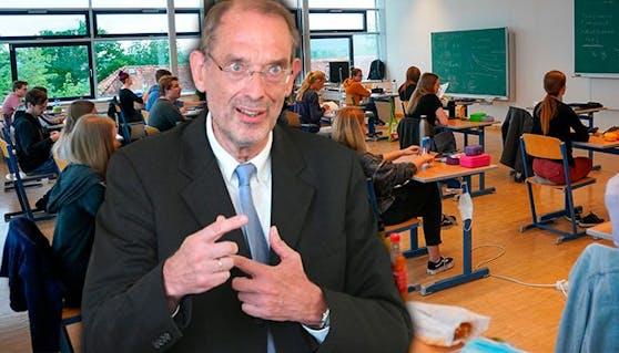 Wie schaut die Matura im zweiten Jahr der Pandemie aus? Bildungsminister Faßmann informiert am Freitag im Rahmen einer Pressekonferenz.