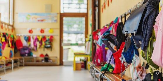 Der Kindergarten in Hörbranz ist von einem massiven Corona-Ausbruch betroffen. Symbolbild.