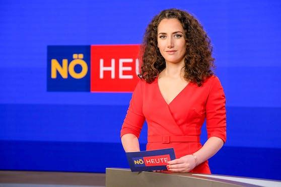 "Katharina Sunk verstärkt das ""NÖ heute""-Team."