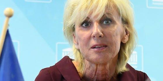 Gaby Schwarz ist stellvertretende ÖVP-Generalsekretärin und Gesundheitssprecherin.
