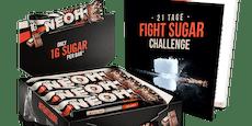 Neoh startet mit Riegeln Sugar Challenge im März