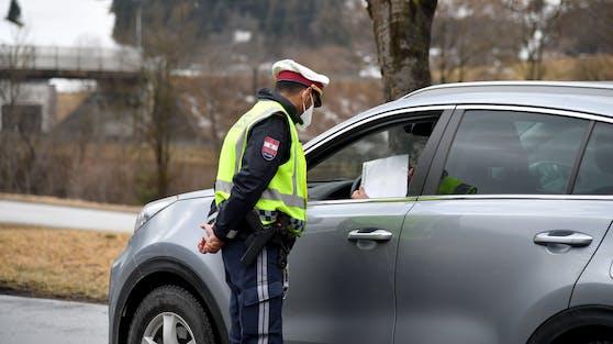 In der Gemeinde Längenfeld gilt ab Freitag eine Ausreisetestpflicht.