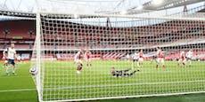 Traumtor reicht nicht, Tottenham unterliegt Arsenal