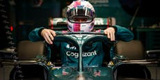 Vettel-Defekt, Hamilton mit Dreher, Red Bull top