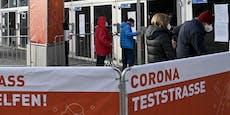 Morddrohung in Corona-Teststraße –Mann festgenommen