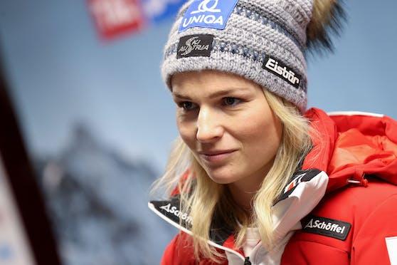 ÖSV-Ass Bernadette Schild erklärte Ihren Rücktritt.