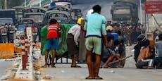 "Kriegsrecht verhängt – ""Blutigster Tag"" in Myanmar"