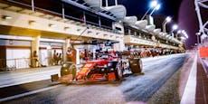 Formel-1-Teams in Bahrain bereits mit erster Impfung