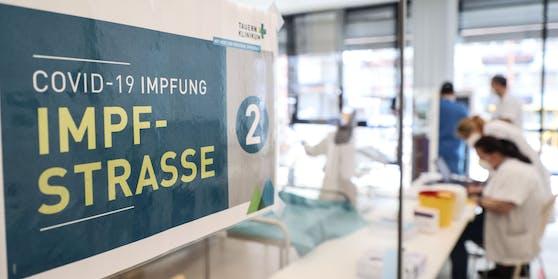 """Österreich zapfte den zweiten """"Topf"""" nicht an, Impf-Koordinator Auer musste daher gehen."""