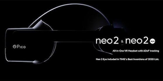 Pico ist einer der führenden Entwickler von VR-Headsets für Unternehmen und bietet allein im Jahr 2020 vier neue Headsets an.