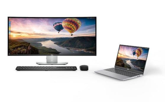Dell Hybrid Client 1.5 verbessert den nahtlosen Zugriff auf Daten.