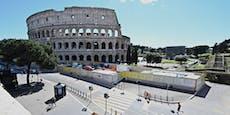 40 Millionen Italiener sind wieder im Lockdown