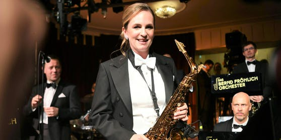 Ex-Opernball-Organisatorin Maria Großbauer lässt es klingen ...