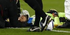 Tormann-Verletzung überschattet Sieg von Liverpool