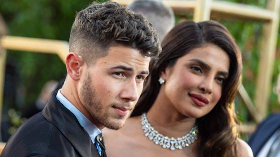 Nick Jonas und Priyanka Chopra haben zu Wochenbeginn die diesjährigen Oscar-Nominierungen bekannt gegeben.