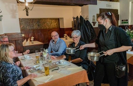Die Gastronomie öffnet bald in ganz Österreich wieder.