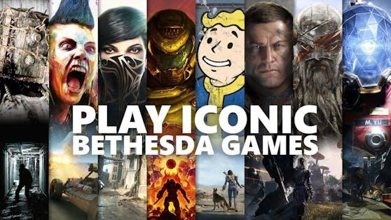 20 Titel von Bethesda erscheinen im Xbox Game Pass.