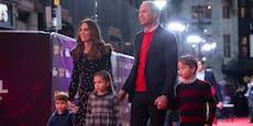 Prinz George verplappert sich: Viertes Kind für Kate?