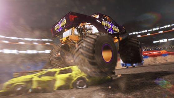 Monster Truck Championship ist ab sofort für Next-Gen-Konsolen erhältlich.