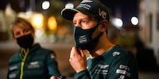 Vettel Letzter – droht ihm die nächste Pleiten-Saison?