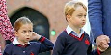 """""""Papa vermisst dich"""": Royal-Kids schreiben an Diana (†)"""
