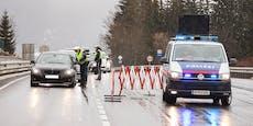 Ausreisekontrollen über weiteren Tiroler Ort verhängt