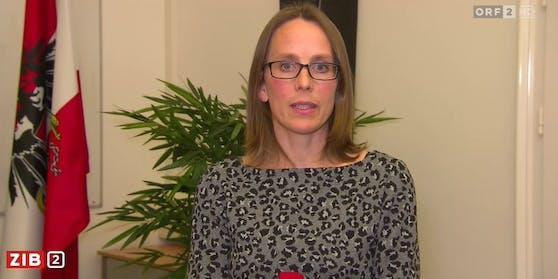 "Infektiologin Maria Paulke-Korinek im ""ZiB 2""-Interview"
