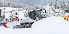 Schnee als Spielverderber – Abfahrts-Finale wackelt
