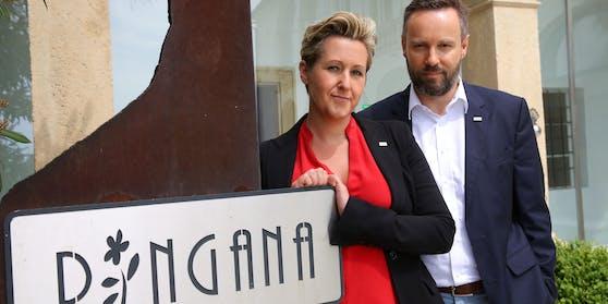 Andreas Wilfinger und Ulla Wannemacher gründeten 1996 ihr Unternehmen für Frischekosmetik und Nahrungsergänzung in Hartberg