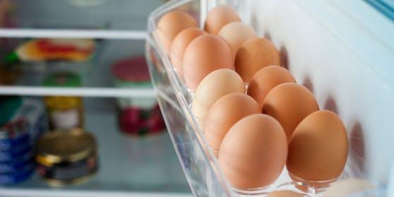 Müssen Eier wirklich im Kühlschrank aufbewahrt werden?