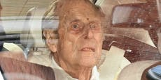 Prinz Philip (99) aus dem Spital entlassen