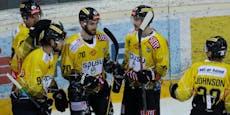 spusu Capitals stellen in Viertelfinal-Serie auf 3:0