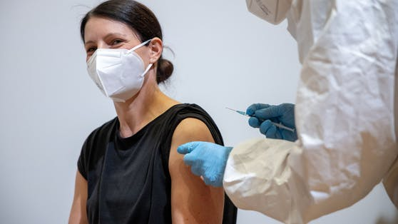 Corona-Impfung in Schwaz