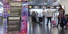 Deswegen sperrt Wiener Flughafen jetzt Raucherbereiche