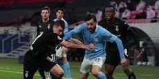 2:0! City lässt Gladbach im Rückspiel keine Chance