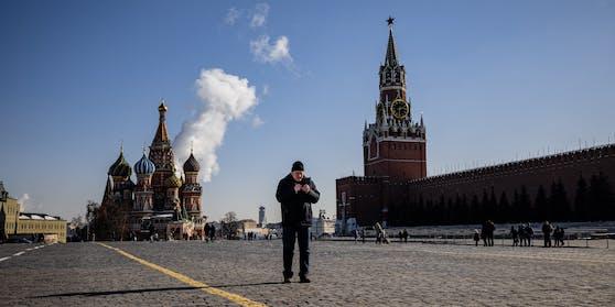 Moskau droht mit einer Sperre von Twitter.