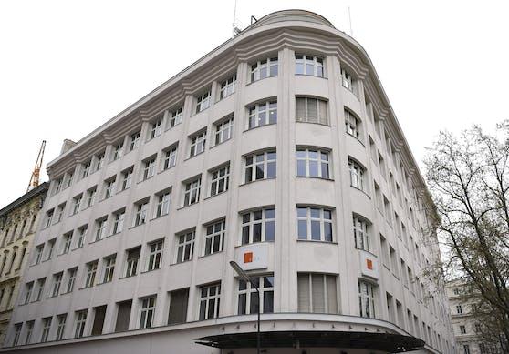 Der Sitz der Finanzmarktaufsicht (FMA) in Wien. (Archivbild, 2016)
